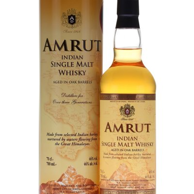 Amrut whisky indien à Bourges