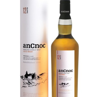 AnCnoc whisky à Bourges