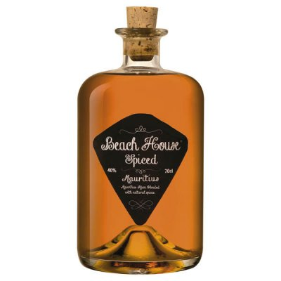 Beach House Spiced Rhum Ile Maurice