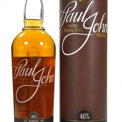 Paul John whisky indien