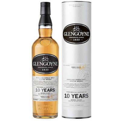 Glengoyne whisky à Bourges