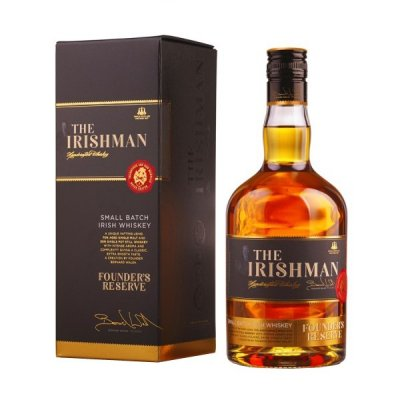 Irishman whiskey irlandais Bourges