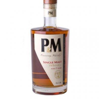 P et M whisky de Corse