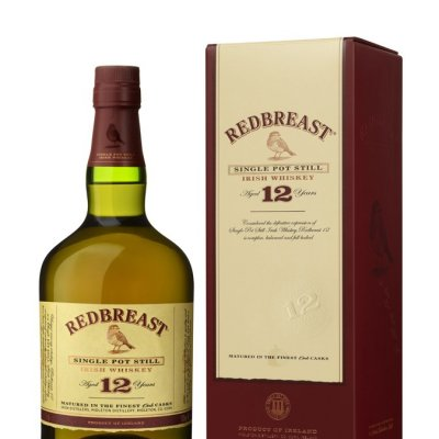 Redbreast whisky Bourges