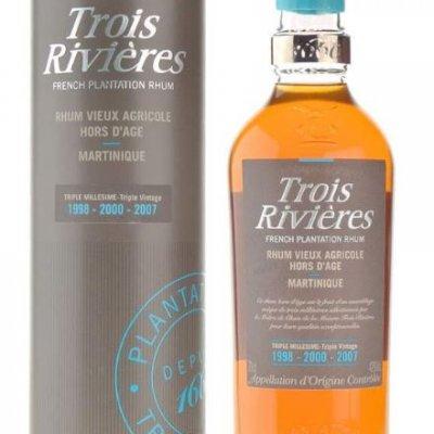 Rhum Trois Rivières Martinique