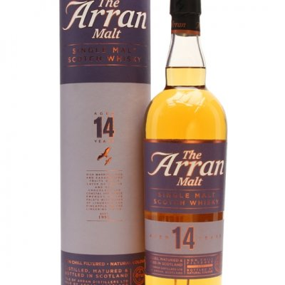 The Arran Whisky Bourges