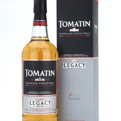 Tomatin whisky Bourges