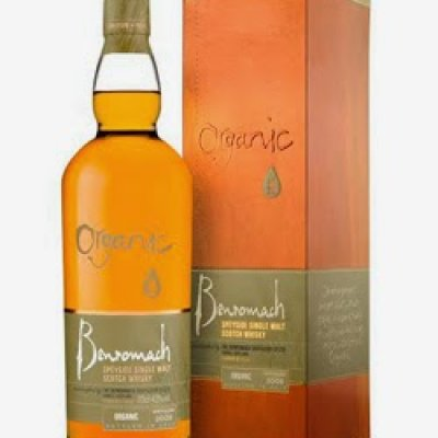 benromach organic wisky bourges