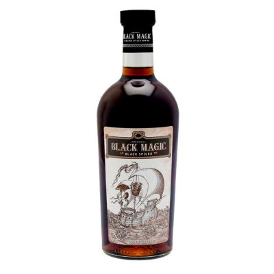 rhum black magic spiced
