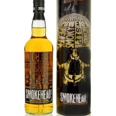 smokehead whisky à Bourges