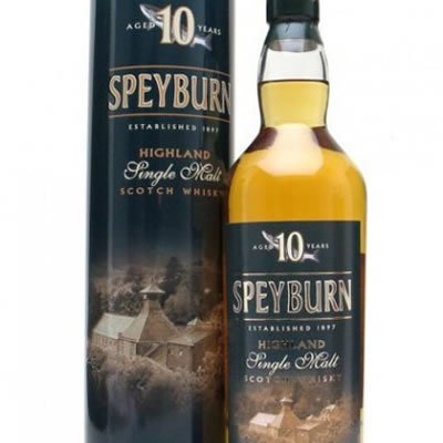 speyburn 10 whisky Bourges