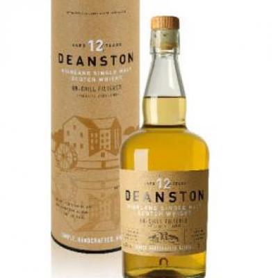 whisky deanston 12 ans