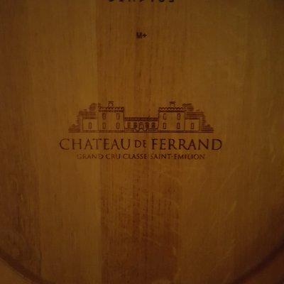 Chateau de Ferrnad 1