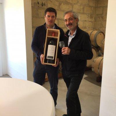 Producteur de vins Bordeaux